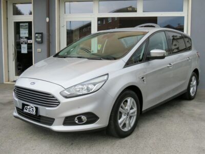 Ford S-Max 2.0 TDCI BUSINESS S&S 150CV POWERS.|IVA DEDUCIBILE