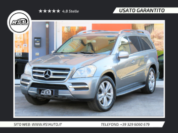 Mercedes-Benz GL 450 CDI cat 4MATIC Sport 7 – FULL OPTIONAL