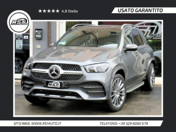 Mercedes GLE 350 de EQ-Power 4Matic